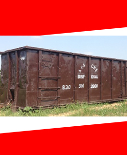 40 YARD CONTAINER